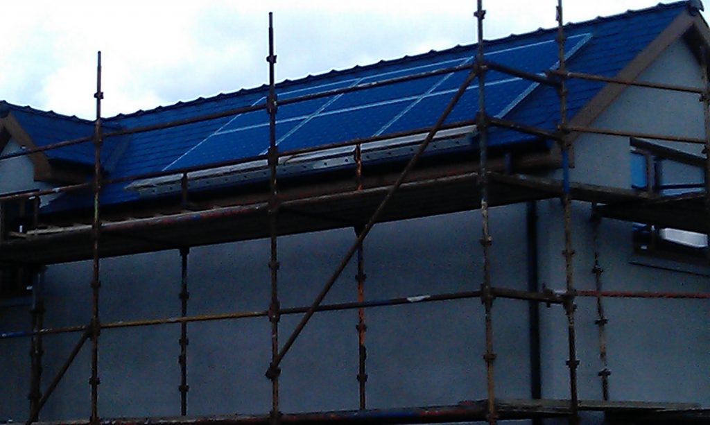 solar pv panels limerick
