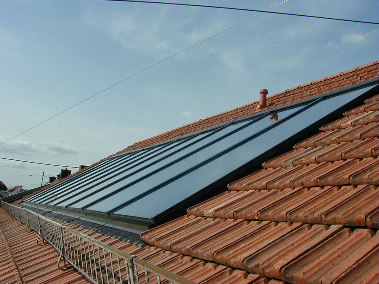 integra solar panels