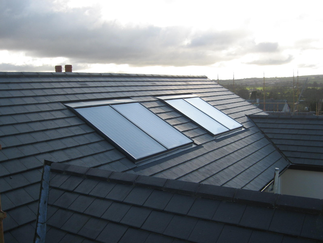 Solar Thermal Panels Clean Energy Ireland Premium