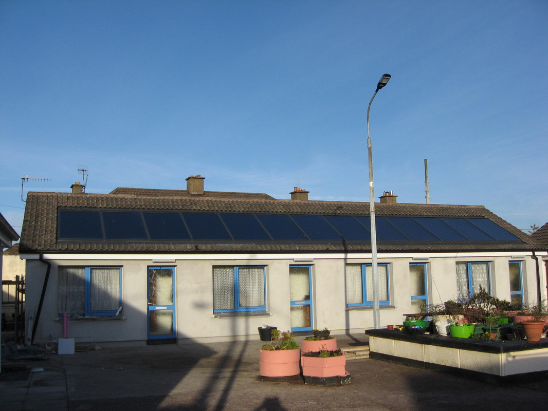 Sheltered Housing with District Heating, Cork