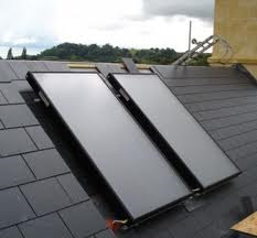 Kingspan Flat Plate solar collectors Mallow