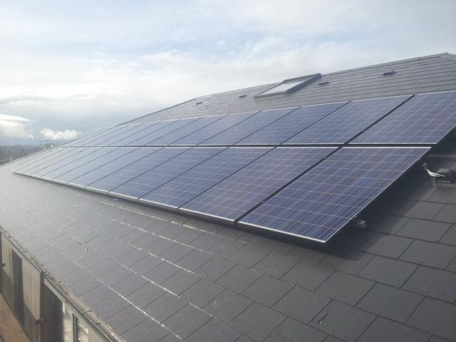 Solar PV, Cork