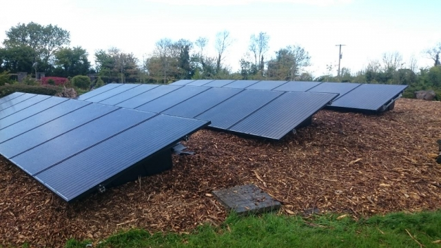 Solar PV for Farming, Cork