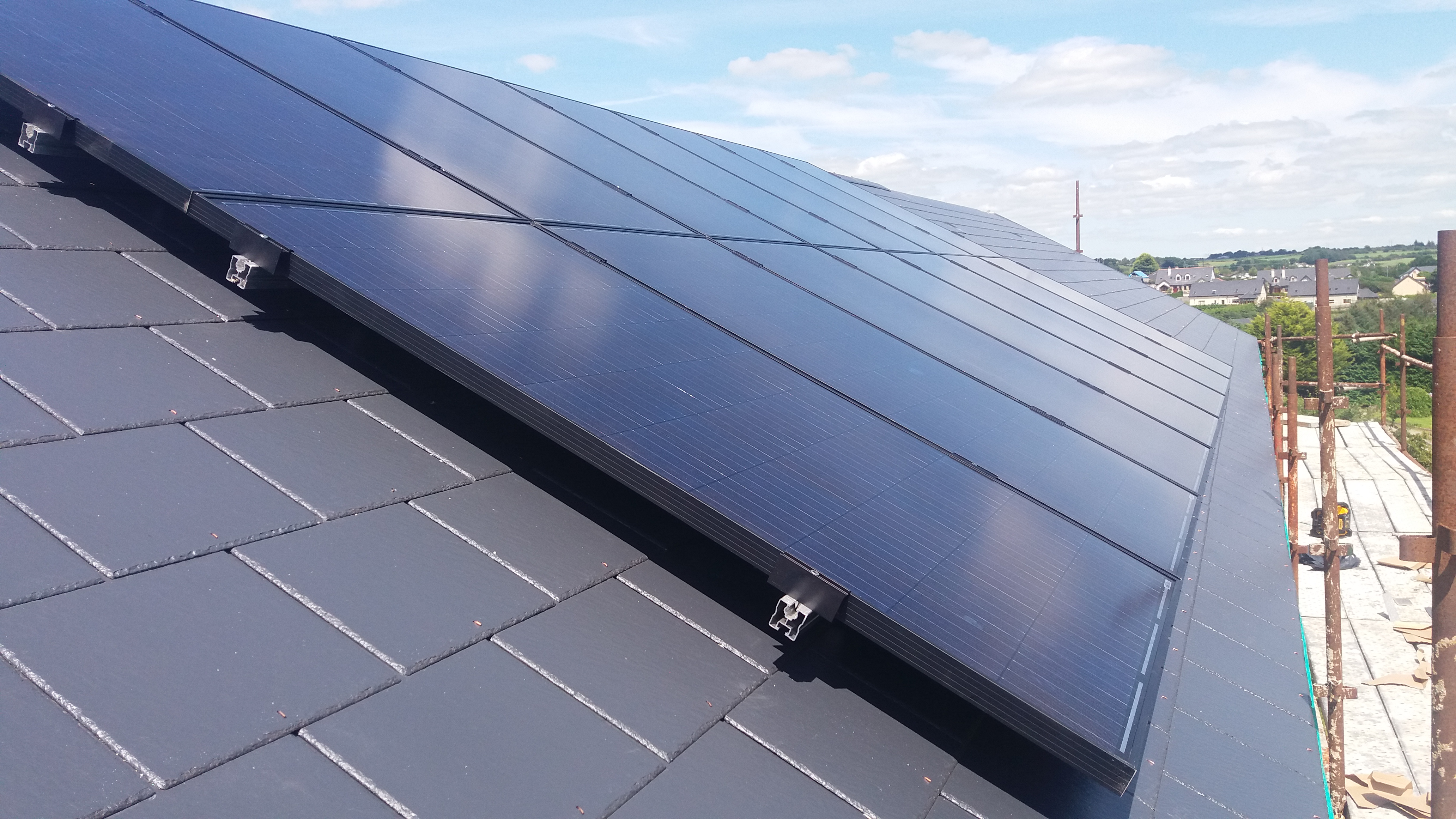 Solar Panels market in Ireland