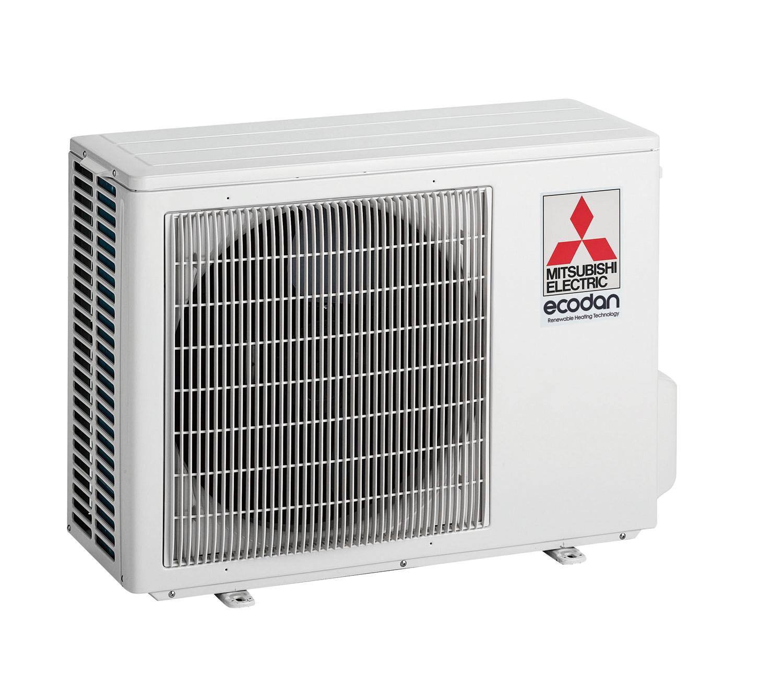 heat pump mistubishi
