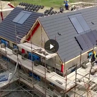 New Promotional Solar Panels Video