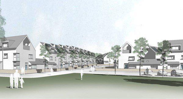 deanrock social housing