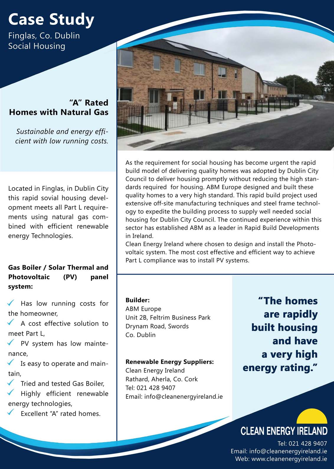finglas case study